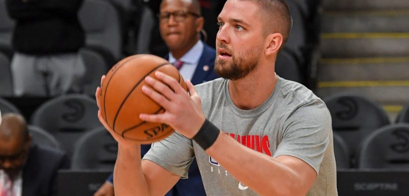 Chandler Parsons accident